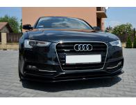 Baguette chromée pour antibrouillards Audi A5 Cabriolet phase 2 1116 A5 Coupé phase 2 1116 A5 Spor