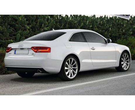 Trunk chrome trim Audi A5 Cabriolet phase 2 1116 A5 Coupé phase 2 1116 A5 Sportback phase 2 1116