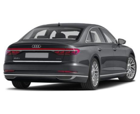 Baguette de coffre chromée Audi A8