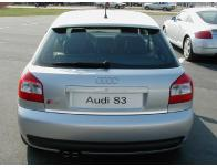 Trunk chrome trim Audi S3 9803