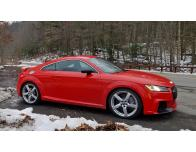 Side windows chrome trim Audi TT Série 3 1420