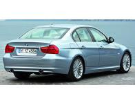 Trunk chrome trim BMW M3 E90 Berline 0708E90 Berline LCI 0811E92 Coupé 0710