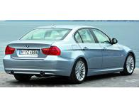 Baguette de coffre chromée BMW M3 E90 Berline 0708E90 Berline LCI 0811E92 Coupé 0710E92 Coupé