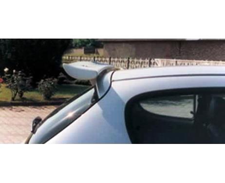 Becquet  aileron Peugeot 206  Peugeot 206 plus  v1 apprêté