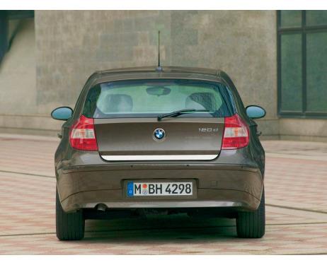 Baguette de coffre chromée BMW Série 1 E87 0407