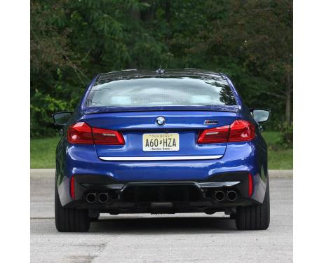 Baguette de coffre chromée BMW M5
