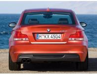 Baguette de coffre chromée BMW Série 1 E81 0711  BMW Série 1 E82 0713 coupé
