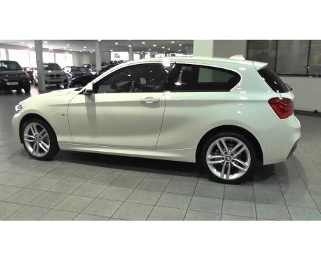 Baguette chromée de contour des vitres latérales BMW Série 1 F21 1121 3p