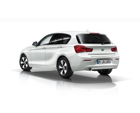 Baguette de coffre chromée BMW Série 1 F21 1121 3p
