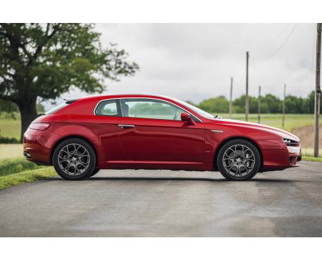 Baguette chromée de contour des vitres latérales Alfa Romeo Brera
