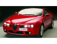 Baguette de calandre inférieure chromée Alfa Romeo Brera