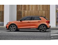 Baguette chromée de contour des vitres latérales Audi A1 1821 Sportback