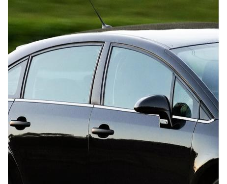 Side windows lower chrome trim Citroën C4 Berline