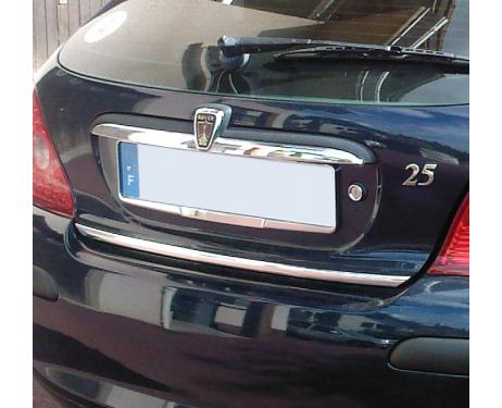 Trunk chrome trim MG ZR Rover 25 Rover 200 Rover 220