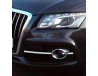 Fog lights chrome trim Audi Q5 v1