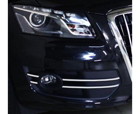 Baguette chromée pour antibrouillards Audi Q5 v2