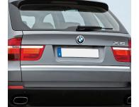 Trunk chrome trim BMW X5