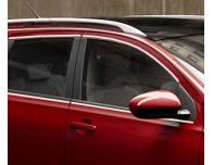 Side windows chrome trim Nissan Qashqai 2 08102 phase 2 10142 phase 30710phase 2 1014