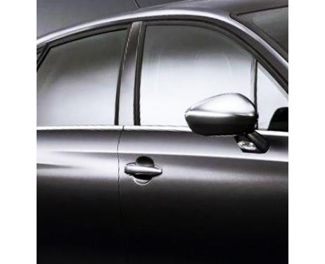 Side windows lower chrome trim Citroën C4 1119
