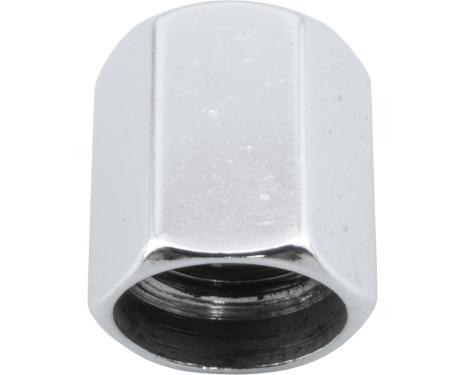 6 bouchons de valve France hexa