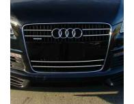 Radiator grill chrome moulding trim Audi Q7