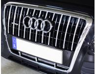 Radiator grill chrome moulding trim Audi Q5