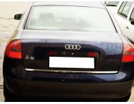 Baguette de coffre chromée Audi A6 Série 2 9701Série 2 Avant 9705Série 2 Phase 2 0104
