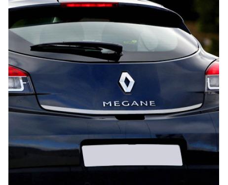Baguette de coffre chromée Renault Mégane 3 coupé