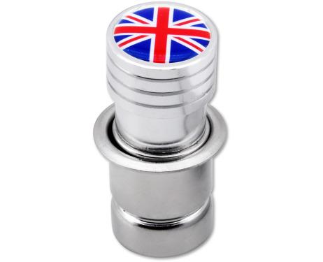 Accendisigari drapeau Angleterre RoyaumeUni Anglais Union Jack British England long