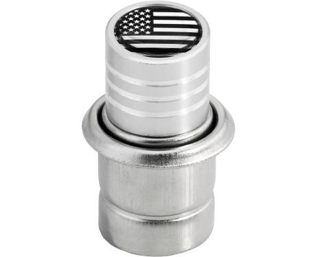 Allumecigare EtatsUnis USA Amérique chrome