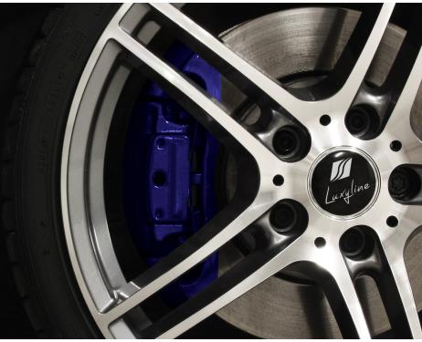 BremssattellackSet blau