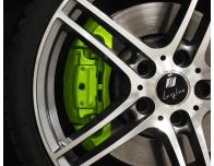 BremssattellackSet grün