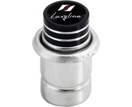 Cigarette lighter Luxyline short black
