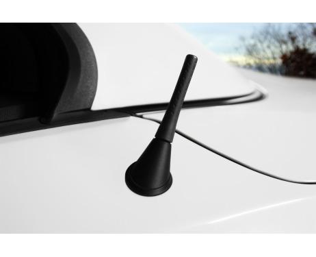Short rubber antenna